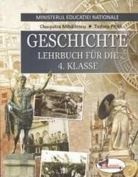 Istorie - Clasa 4 - Manual Lb. Germana - Cleopatra Mihailescu Tudora Pitila