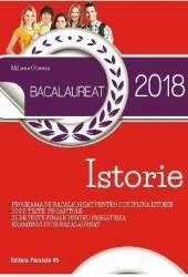 Istorie. Bacalaureat 2018 - Mihaela Olteanu