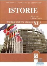 Istorie Cls 11 - Magda Stan Cristian Vornicu