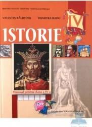 Istorie cls 4 - Valentin Balutoiu Dumitra Radu