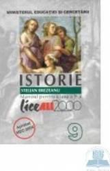 Istorie Cls 9 - Stelian Brezeanu