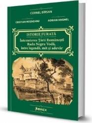 Istorie furata. Intemeierea Tarii Romanesti - Cornel Birsan Carti