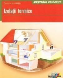 Izolatii termice - Osztroluczky Miklos Carti