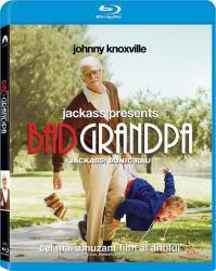 JACKASS PRESENTS BAD GRANDPA BluRay 2013