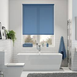 Jaluzea tip Rulou material Carina 4935 culoare Albastru 760 mm x 1300 mm Rulouri si jaluzele