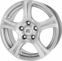 Janta Aliaj RC Design RC 14 EL KS 7.5j17 5 x 112 Et35 Crystal Silver Jante