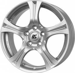Janta Aliaj RC Design RC 14 KS 6j14 5 x 100 Et38 Crystal Silver Jante