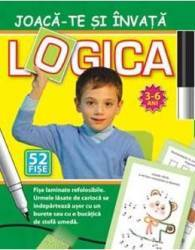 Joaca-te si invata - Logica 3-6 ani