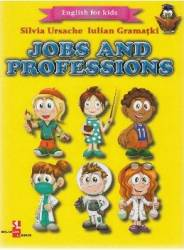 Jobs and Professions English for kids - Silvia Ursache Iulian Gramatki Carti