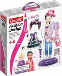 Joc creatie vestimentara Fashion Design Lisbeth magnetic