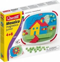 Joc creativ Mosaico Magnetico Junior Quercetti mozaic magnetic Jucarii