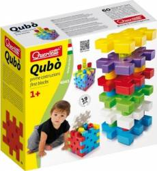 Joc creativ Qubo Quercetti blocuri de contructie