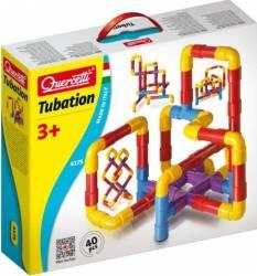 Joc creativ Tubation Quercetti structuri tubulare 3D Jucarii Interactive