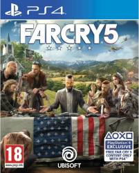 Joc Far Cry 5 PS4