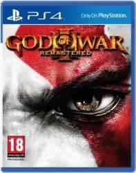 Joc God Of War III Remastered PS4