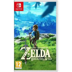 Joc Legend Of Zelda Breath Of The Wild pentru Nintendo Switch  Jocuri