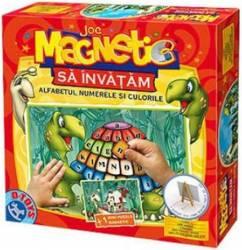 Joc Magnetic Testoasa Fermecata 5 ani + Multicolor Jucarii Interactive