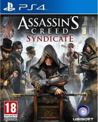 Joc  Assassins Creed Syndicate PS4