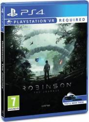 Joc Sony VR PS4 Robinson : The Journey