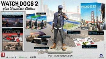 Joc WATCH DOGS 2 San Francisco Edition PlayStation 4 Jocuri