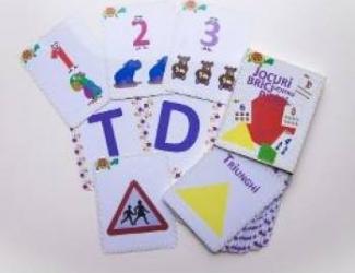 Jocuri brici pentru pitici - Cifrele literele si formele geometrice