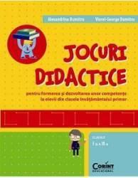 Jocuri Didactice Clasa 1 Si 2 - Alexandrina Dumitr