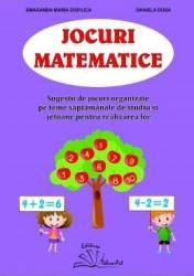 Jocuri matematice - Smaranda Maria Cioflica Daniela Dosa