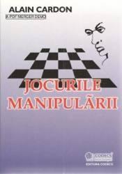 Jocurile Manipularii - Alain Cardon