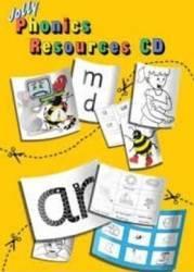 Jolly Phonics Resources CD - Sara Wernham Sue Lloyd Carti
