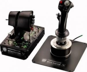 Joystick Thrustmaster Hotas Warthog PC Negru