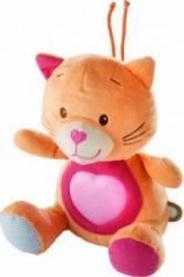 Jucarie bebelusi Minimi Kitty Mia Musical Lamp Jucarii Bebelusi