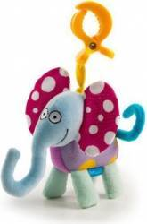 Jucarie bebelusi Taf Toys Busy Elephant Jucarii Bebelusi