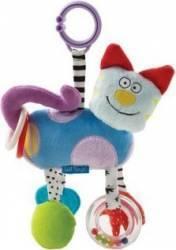 Jucarie bebelusi Taf Toys Long Tail Cat Jucarii Bebelusi