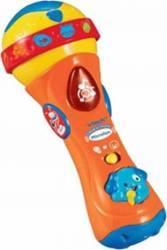 Jucarie bebelusi Vtech- Microfon Canta si Invata Jucarii Bebelusi