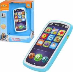 Jucarie bebelusi WinFun Smartphone muzical Jucarii