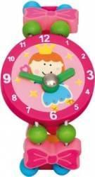 Jucarie copii Bino Pink Fairies Watch Jucarii