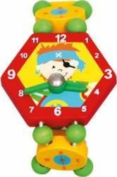 Jucarie copii Bino Red Watch With Pirates