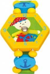 Jucarie copii Bino Yellow Watch With Pirates