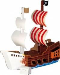 Jucarie copii Calafant Large Pirate Ship Jucarii
