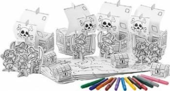 Jucarie copii Calafant Pirates Party Set Jucarii