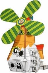 Jucarie copii Calafant Windmill Ki Ka Jucarii