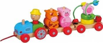 Jucarie copii New Classic Toys Figurines Tractor Jucarii