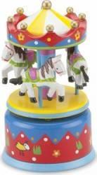 Jucarie copii New Classic Toys Music Box - Carousel Jucarii