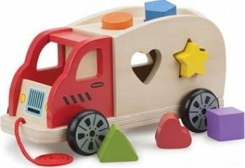 Jucarie copii New Classic Toys Shape Sorter Truck Jucarii
