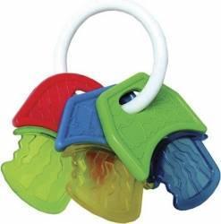 Jucarie cu Cheite Primii Pasi Multicolor Jucarii Bebelusi