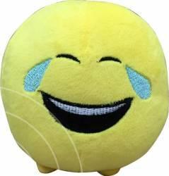 Jucarie De Plus Imoji Emoticon Face With Tears Of Joy 11 Cm