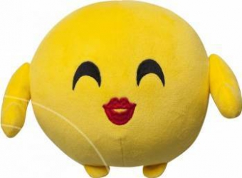 Jucarie De Plus Imoji Emoticon Kissing 18 Cm