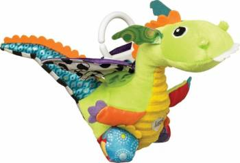 Jucarie din plus Flip Flap Dragon Accesorii transport