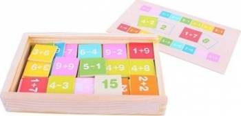 Jucarie educativa Big Jigs Addition and Subtraction Game