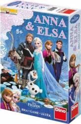 Jucarie educativa Dino Toys Anna and Elsa - Frozen Jucarii Interactive